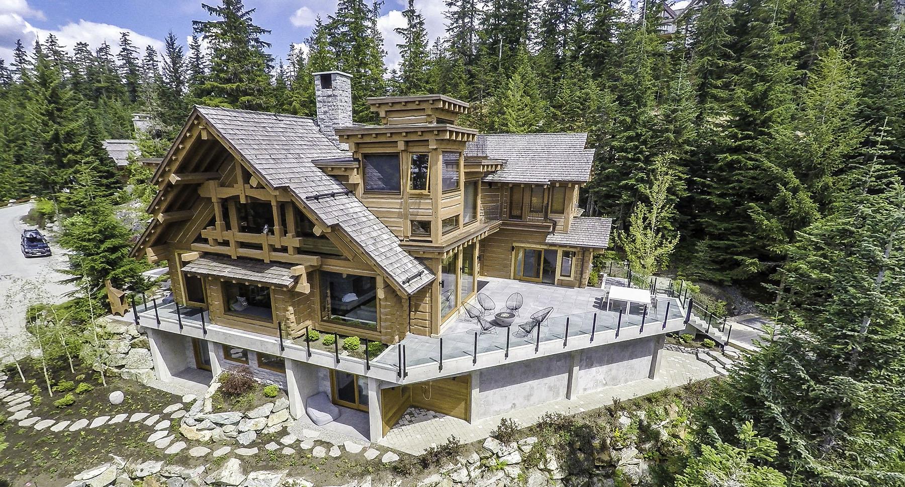 Big Timber Chalet Luxury Villa Chalet Vacation Rentals